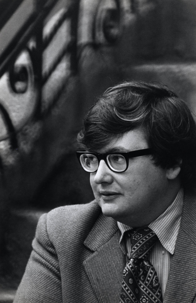 Roger Ebert in LIFE ITSELF, a Magnolia Pictures release. Photo courtesy of Magnolia Pictures. Photo credit: Art Shay