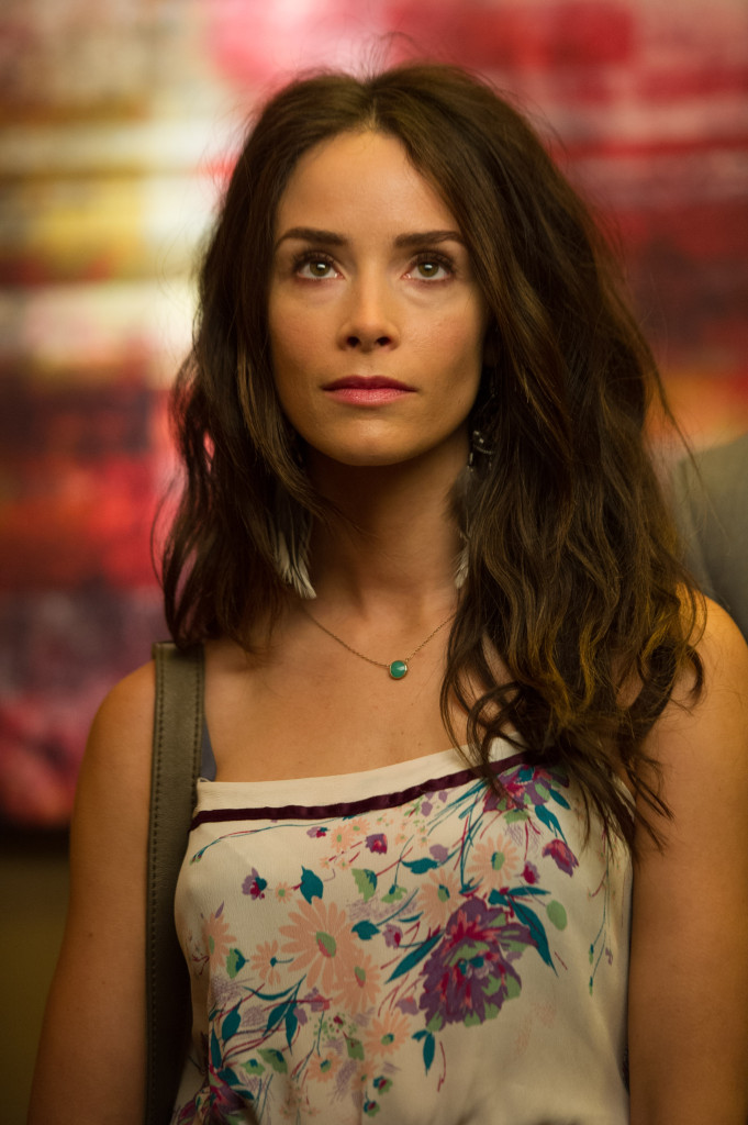 "Abigail Spencer appears in a scene from ""Rectify."" Photo Credit: Curtis Baker"